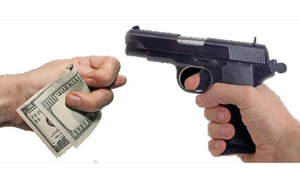 Roban más de USD 82 000 del Municipio de Santa Rosa