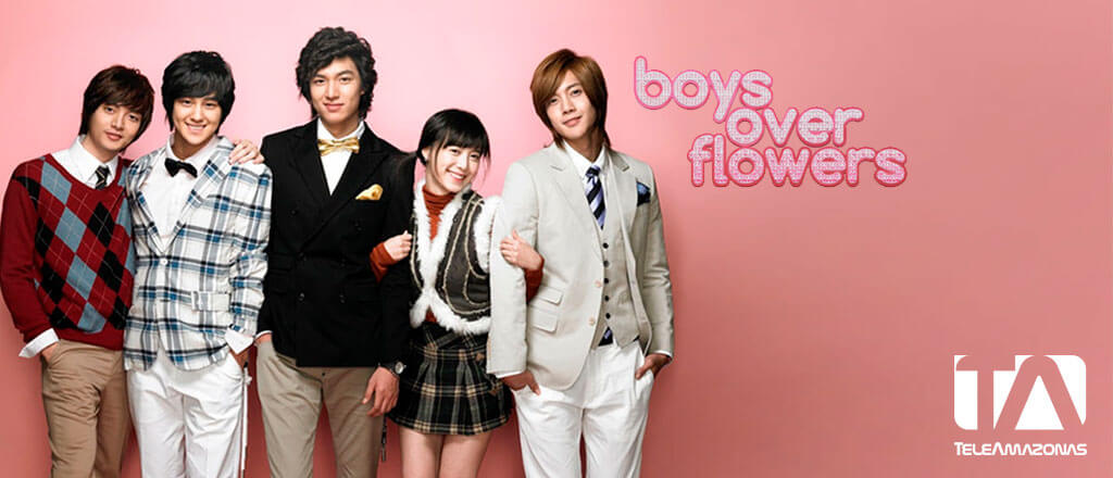 boys over flowers telenovelas teleamazonas