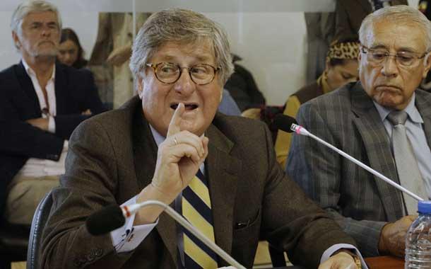 Exembajador Carrión compareció ante la Comisión de Relaciones Exteriores