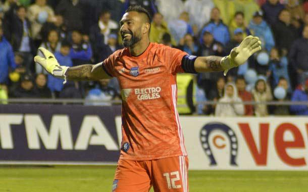 Esteban Dreer defenderá la portería de Liga de Portoviejo