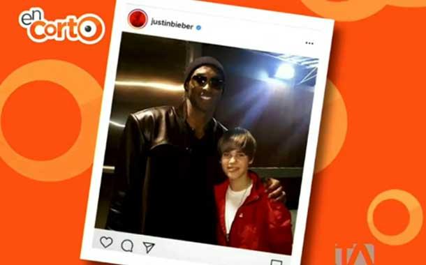 Famosos recordaron momentos junto a Kobe Bryant