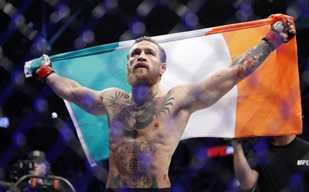 Conor McGregor es criticado por una publicación en Twitter