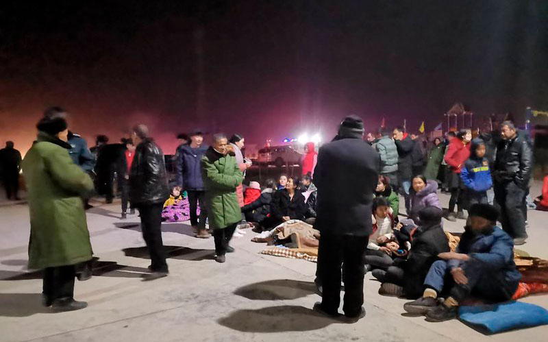 Sismo causa daños y heridos en región china de Xinjiang