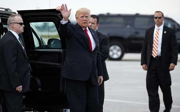 Juicio político a Trump comenzaría el próximo martes en EE.UU.