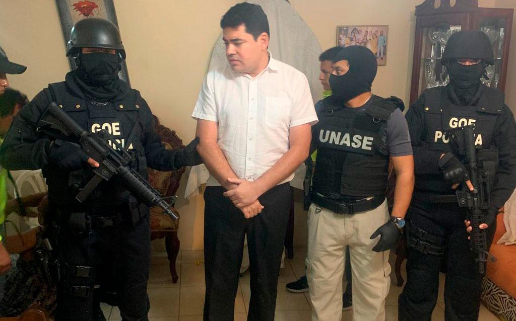 Cerca de terminar etapa de instrucción fiscal donde se vincula a José Tuárez