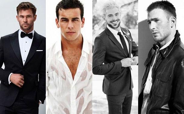 Los hermanos más guapos de Hollywood