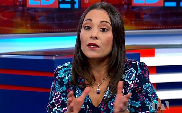 Paulina Araujo analiza el caso Sobornos 2012-2016