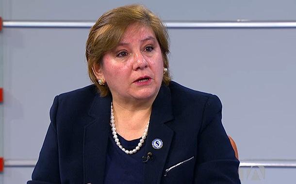 Entrevista a Ruth Arregui, superintendenta de Bancos
