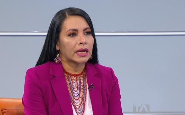 Diana Atamaint habla sobre coyuntura electoral y posible juicio político