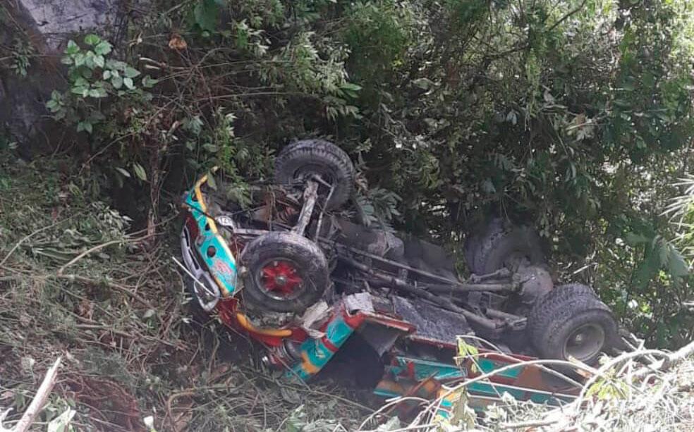 Al menos 6 muertos y más de 20 heridos en accidente de tránsito en Colombia