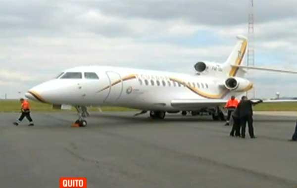 Existen complicaciones en la venta del avión presidencial