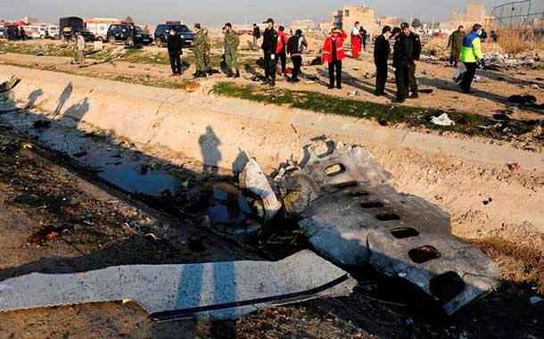 Canadá asegura que Irán le dará acceso a las cajas negras del avión ucraniano derribado