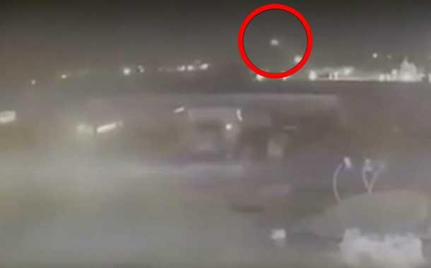 Un vídeo muestra cómo dos misiles iraníes golpearon a avión ucraniano en el que murieron 176 personas