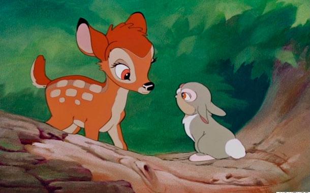 Disney ya planea el 'live action' de 'Bambi'