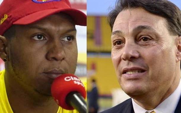 Se destapan diferencias entre Banguera y Alfaro Moreno