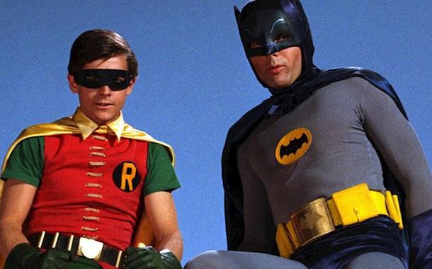 54 años del estreno de la serie televisiva Batman