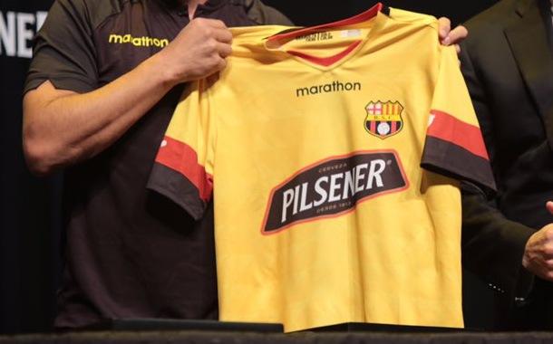 Barcelona presentó su nuevo uniforme 2020