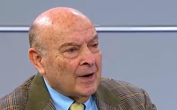 Domingo Cavallo, exministro de Economía de Argentina