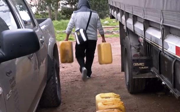 Cinco detenidos tras operativo contra el contrabando de combustibles