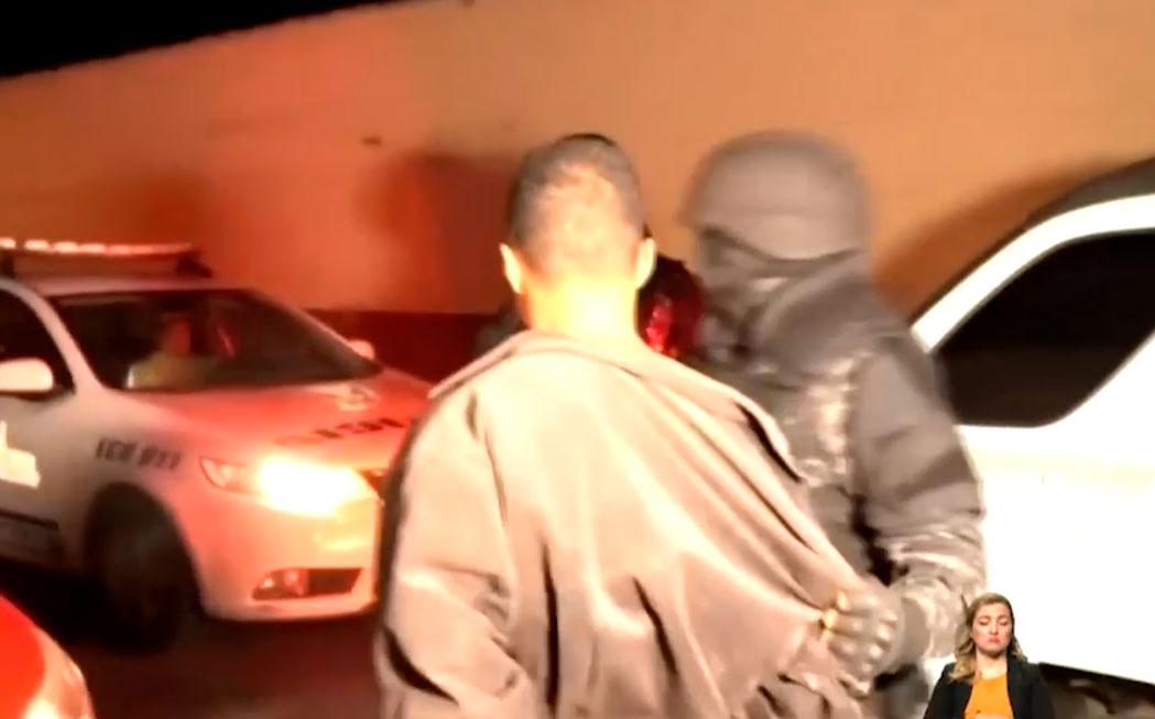 Fueron capturados los presuntos asesinos del policía colombiano
