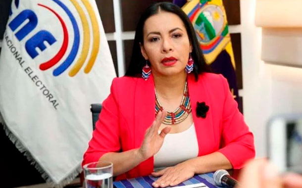 Funcionarios del CNE presentaron las pruebas en defensa de Atamaint