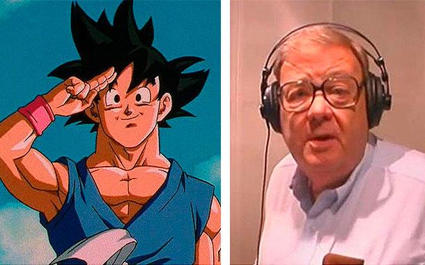 Muere el narrador de 'Dragon Ball' a los 84 años