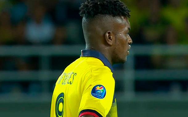 Ecuador pierde en su debut  en el Preolímpico Sudamericano Sub 23