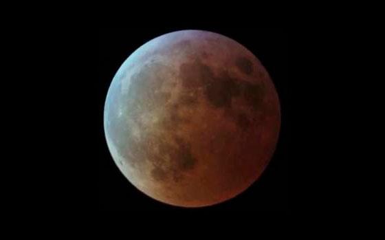 Primer eclipse lunar del año será visible esta noche