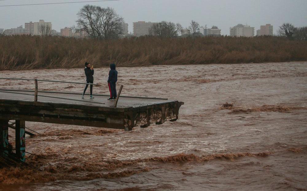 Trece muertos y varios desaparecidos por tormentas en España
