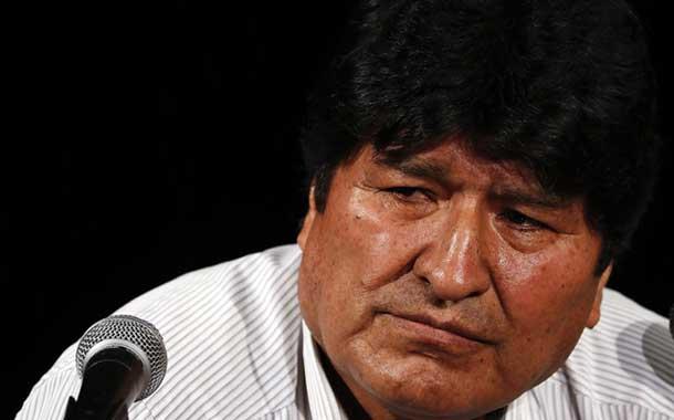 Evo Morales dice que si vuelve a Bolivia formaría