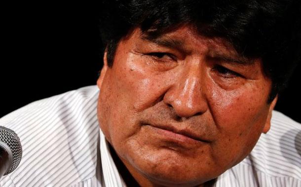 Morales convocó a formar milicias armadas ahora se retracta