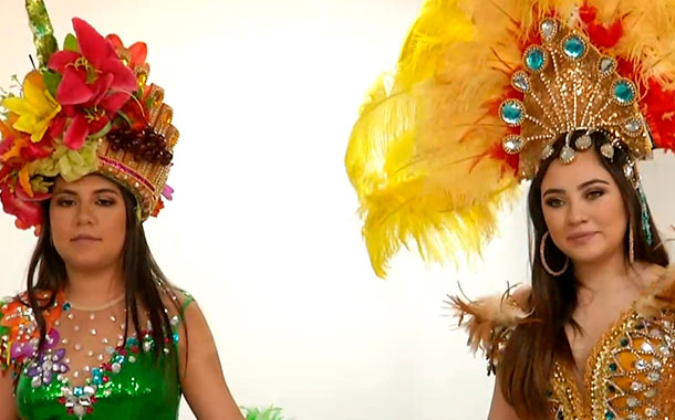 Fiesta de flores y frutas declarada referente cultural