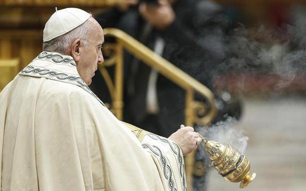 Papa Francisco pide reconciliación en el mundo