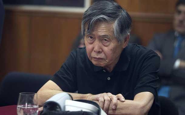 Alberto Fujimori será juzgado por asesinatos de seis campesinos