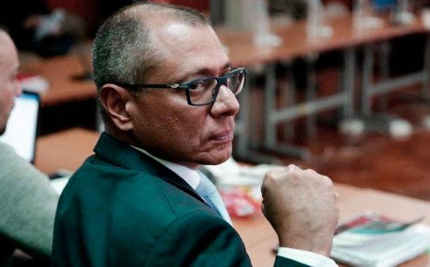 Piden cambio de cárcel para Jorge Glas tras las medidas cautelares de la CIDH