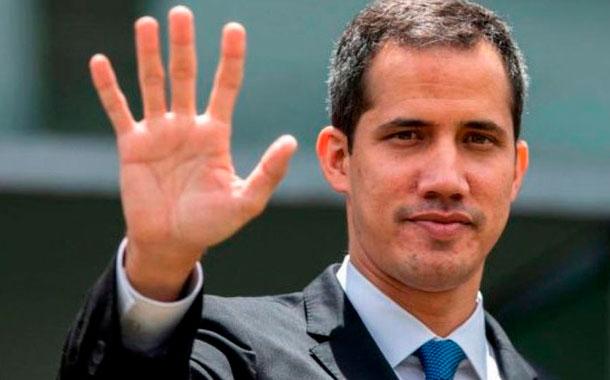 Guaidó llega a Colombia para participar en reunión contra el terrorismo
