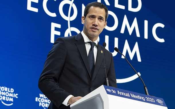 Venezuela retorna 28 años después al Foro de Davos, representada por Guaidó