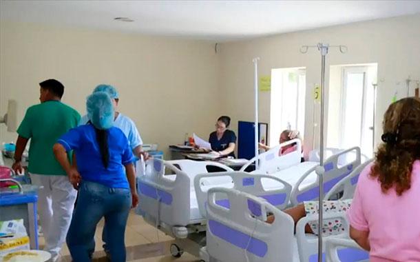 Contraloría encontró irregularidades en el hospital de Bahía de Caráquez