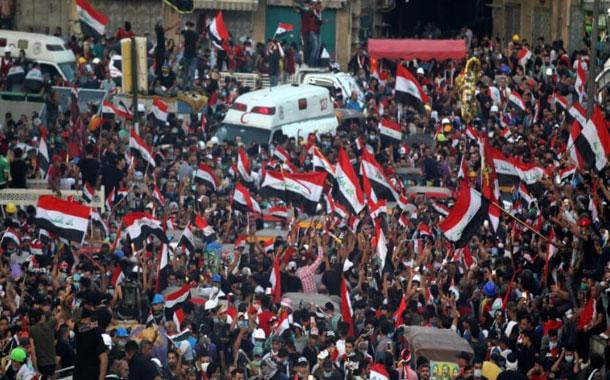 Incidentes en ciudades de Irak tras la reavivación del movimiento de protesta