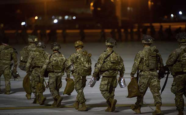 Primer ministro iraquí denuncia entrada de tropas de EEUU y vuelo de drones