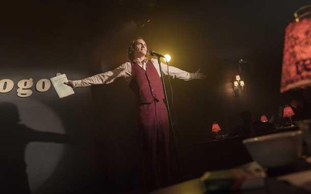 Joaquin Phoenix gana el Globo de Oro a mejor actor de película dramática