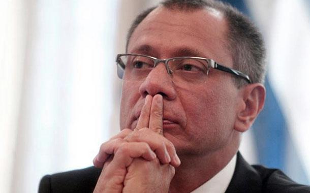 La CIDH concede medidas cautelares para el exvicepresidente Jorge Glas