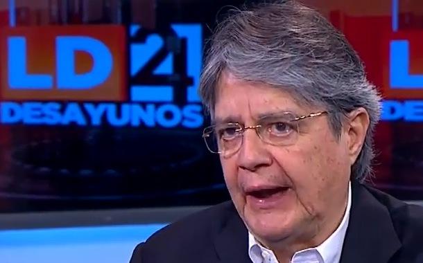 Guillermo Lasso analiza la actualidad política en Ecuador