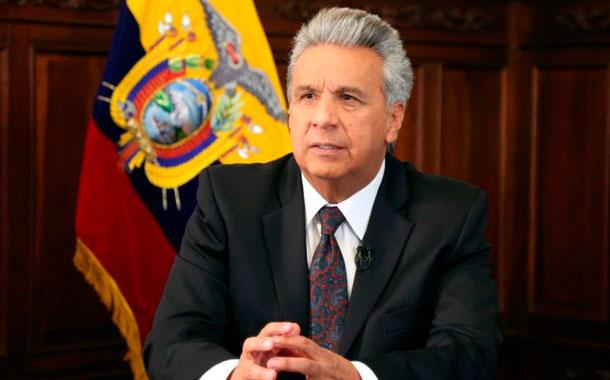 Lenin Moreno reprocha el atropello a Guaidó en el Parlamento venezolano