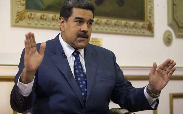Maduro ofrece a Duque retomar relación consular tras detención de exsenadora