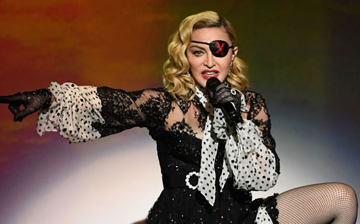 ¿Qué le pasa a Madonna? Canceló un concierto dos horas de empezar