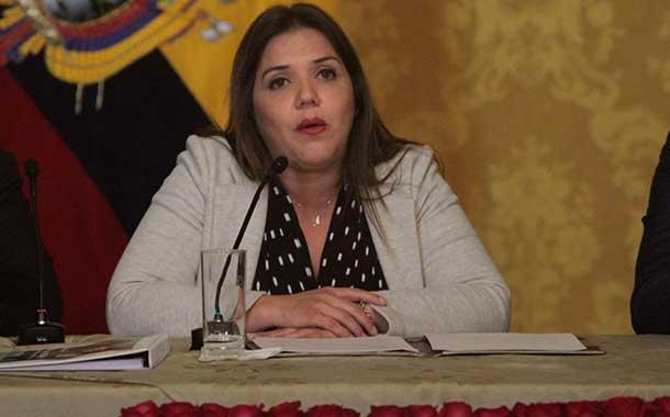 La exvicepresidenta María Alejandra Vicuña fue declarada culpable por el delito de concusión