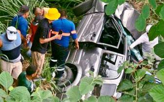 Nuevo accidente de tránsito se registró en vía a la Costa