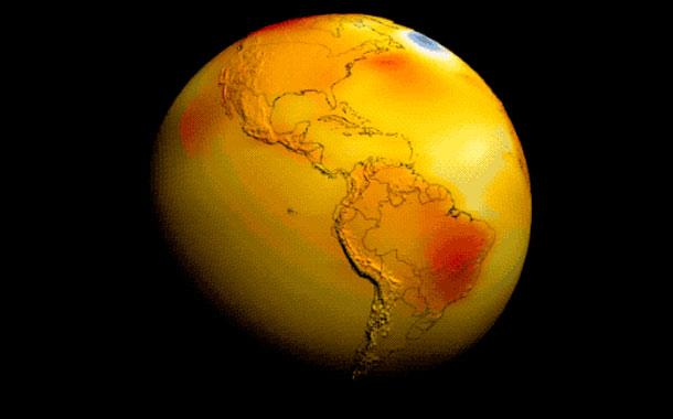 La NASA presenta un aterrador video sobre el calentamiento global