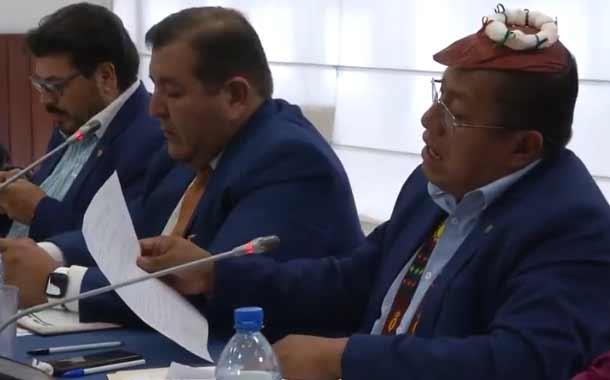 Reacciones de los legisladores en el marco de la denuncia de Enrique Pita